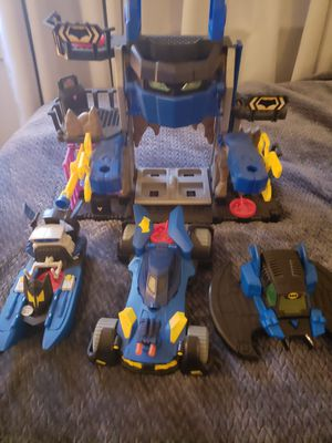 Batman toys for Sale in West Los Angeles, CA