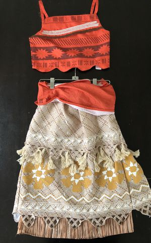 Moana Costume for Sale in San Antonio, TX