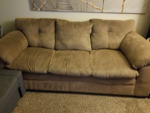 Comfy Couch Like New Must Pick Up - $150 for Sale in San Diego, CA