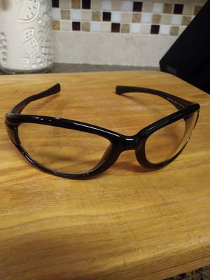 Harley Davidson clear glasses with case for Sale in Pompano Beach, FL