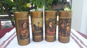 Antique Jim Beam bottles & glasses for Sale in Covina, CA