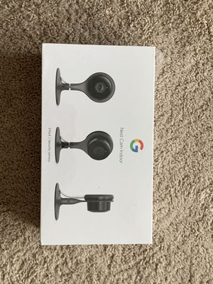 Google Nest 3Pack Camera for Sale in Atlanta, GA