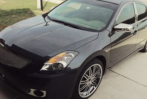 Nice 2007 Nissan Altima SpecialCar SL Blackkk for Sale in Phoenix, AZ