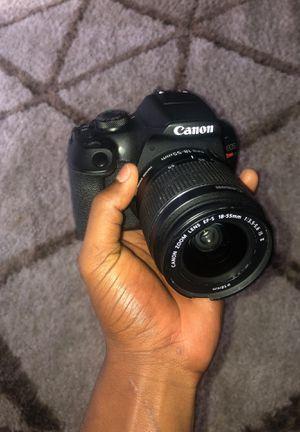 Canon eos rebel t7 for Sale in Miramar, FL