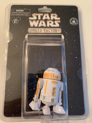 Droid factory Star Wars sealed for Sale in Stoughton, MA