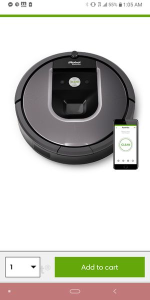 iRobot Roomba Vacuum ***NEW IN BOX* ** for Sale in Fort Worth, TX