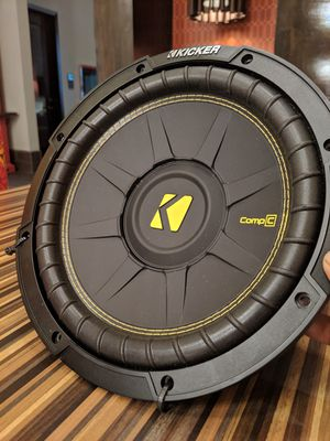 "10"" Subwoofer + Amp + LOC for Sale in Austin, TX"