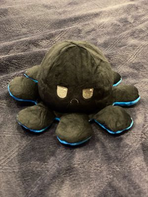 Plush toy octopus teddy bear beanie babies for Sale in Los Angeles, CA