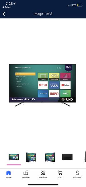 65 inch tv brand new for Sale in North Las Vegas, NV