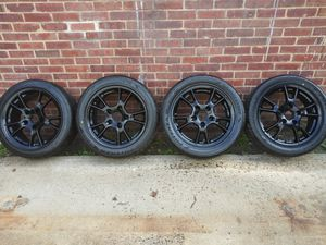 "OEM 17"" PORSCHE BOXSTER WHEELS for Sale in Kenilworth, NJ"