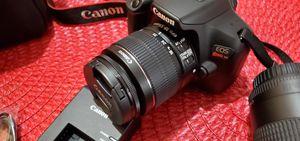 Canon eos rebel t6 for Sale in New Britain, CT
