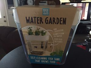 Brand new Water Garden Fish Tank Ecosystem for Sale in Lake Mary, FL