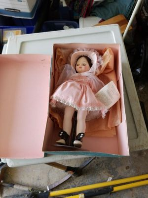 Madame Alexander doll for Sale in Snohomish, WA