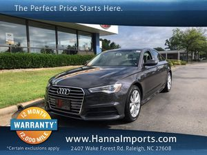 2017 Audi A6 for Sale in Raleigh, NC