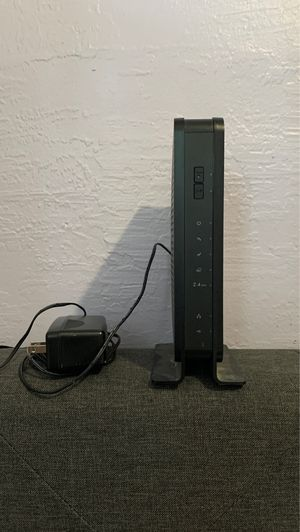Netgear N300 WiFi Cable Modem Router for Sale in Anaheim, CA
