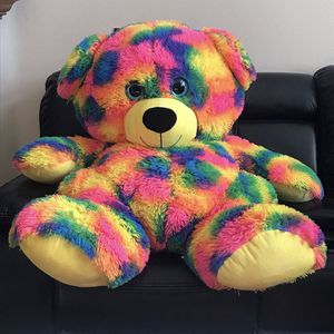 Big Colorful Teddy Bear 🧸 for Sale in Chino, CA