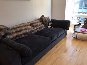 West Elm Velvet Shai Sofa for Sale in San Francisco, CA