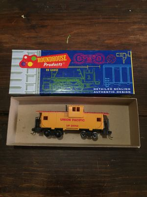 Union Pacific hoscale caboose for Sale, used for sale  Lakewood, CA