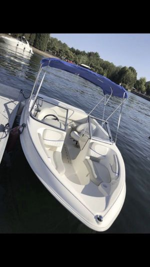 2006 Glastron MX 175 Boat Open Bow Bayliner for Sale in Federal Way, WA
