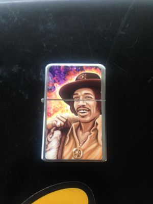 Jimmy Hendrix zippo lighter for Sale in Galion, OH