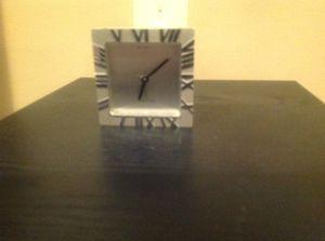 Tiffany atlas alarm clock for Sale in Lincoln Park, NJ