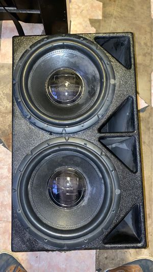 Subwoofers for Sale in Fort Worth, TX