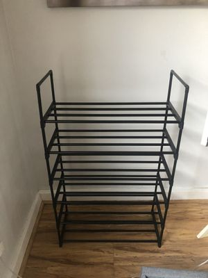 Shoe/clothing rack for Sale in Los Angeles, CA