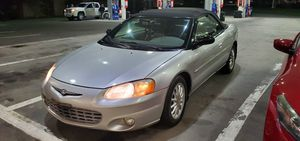 03 Chrysler Sebring LXI (drop top) for Sale in Rock Hill, SC