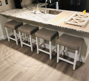 Brand New Counter Stools (4 in Set) for Sale in Washington, DC