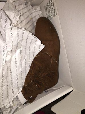 ALDO Brown Booties for Sale in Boston, MA