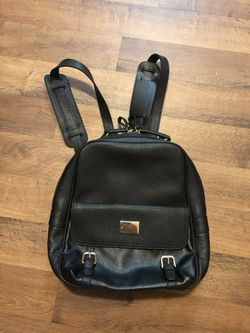 New black leather backpack $60 for Sale in Durham,  NC