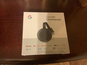 Google Chromecast. for Sale in Zephyrhills, FL