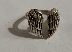 Sterling Silver Angle wings Ring for Sale in Franklin Township, NJ