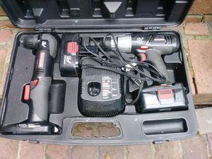 Craftsman 19.2 drill set for Sale in Acworth, GA