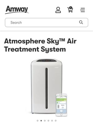 Brand new Amway Air purifier for Sale in Garden Grove, CA