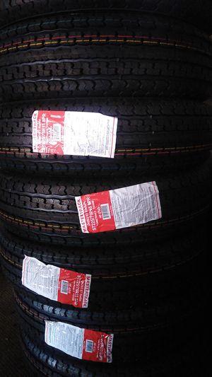 St 205 75 15 Trailer tires $220 for Sale in Phoenix, AZ