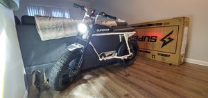 Electric bike Super73 S2 for Sale in Houston, TX