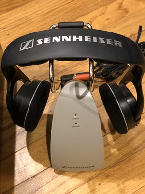 Sennheiser HDR120 Supplemental HiFi Wireless Headphone for RS-120 System for Sale in Pacifica, CA