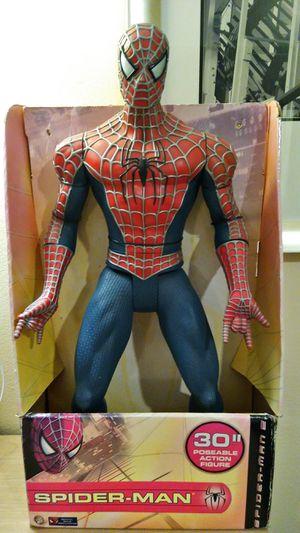 """Toy Biz Spiderman 30"""" 2004 Sealed for Sale in Santa Cruz, CA"""
