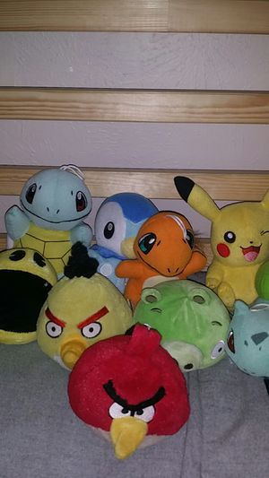 Small plushies for Sale in Rowlett, TX