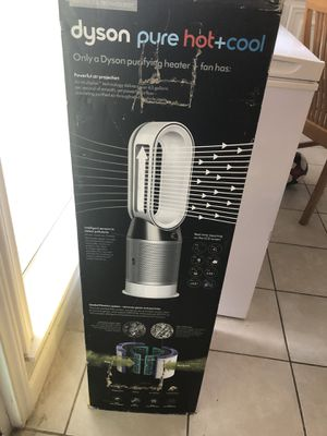 Dyson pure hot+cool for Sale in Houston, TX