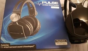 PlayStation Pulse Elite headset for Sale in Cranston, RI