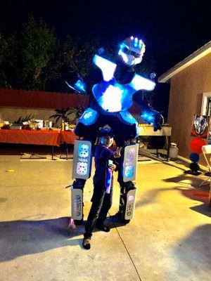 LED ROBOT Y DJ for Sale in South El Monte, CA