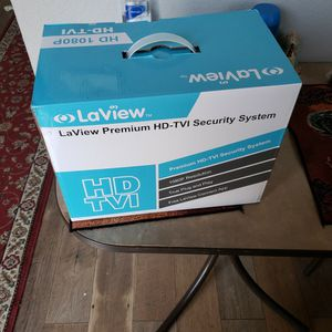 LaView Premium HD Security Cameras for Sale in Fresno, CA