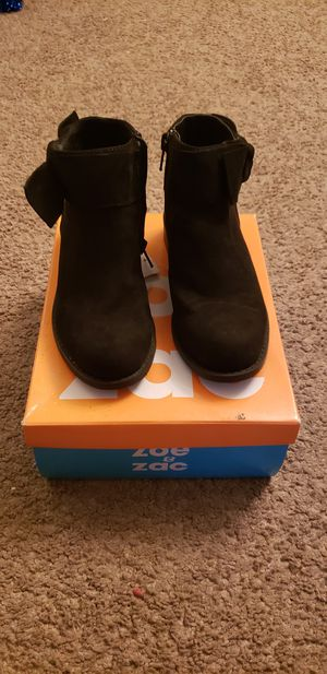 Girls black boots for Sale in Palatine, IL