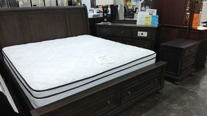 4 PC set solid wood bedroom for Sale in Chino Hills, CA