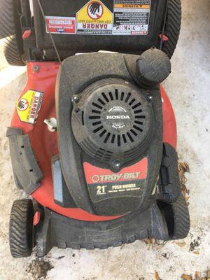 Honda lawnmower for Sale in Houston, TX