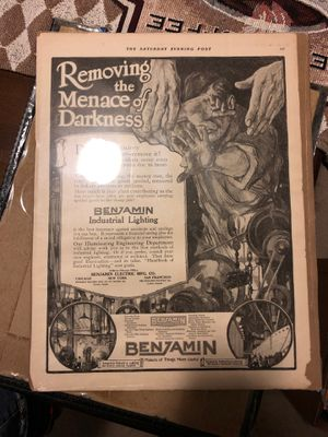 Original add from June 7 1919 for Sale in Columbia, MO