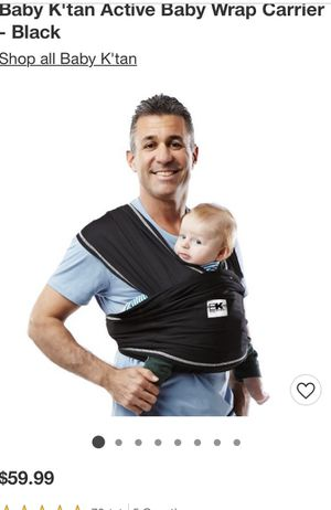 Baby K'tan Baby Carrier for Sale in Chino Hills, CA