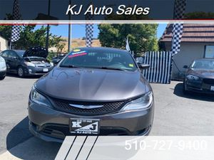 2015 Chrysler 200 S for Sale in Hayward, CA